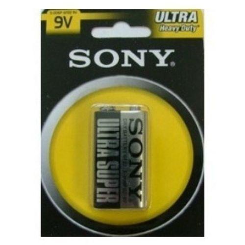 Sony 9V Ultra Heavy Duty Battery