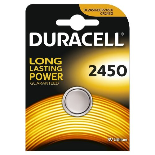 DURACELL 2450 3V LITHIUM COIN CELL BATTERY www.gadgetmou.com www.smart-gadget.shop