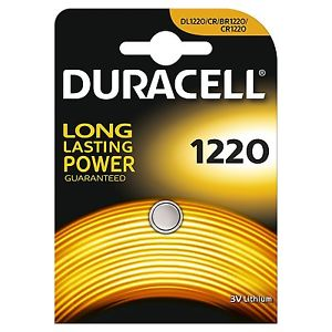 Duracell Electronics 1220 V Lithium Battery www.gadgetmou.com www.smart-gadget.shop