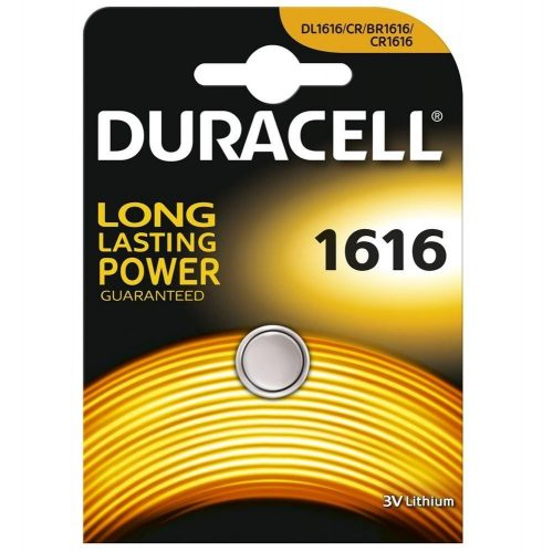 Duracell Lithium Coin CR1616 3v Battery a piece www.gadgetmou.com www.smart-gadget.shop