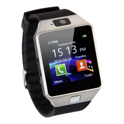 Smartwatch DZ09 Smartwatch TF / Sim card / Camera / Black