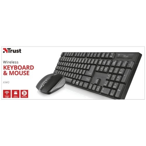 Ximo Wireless Keyboard with mouse
