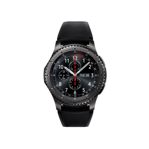 001 SAMSUNG Smartwatch Gear S3 Frontier for business www.gadgetmou.com www.smart-gadget.shop