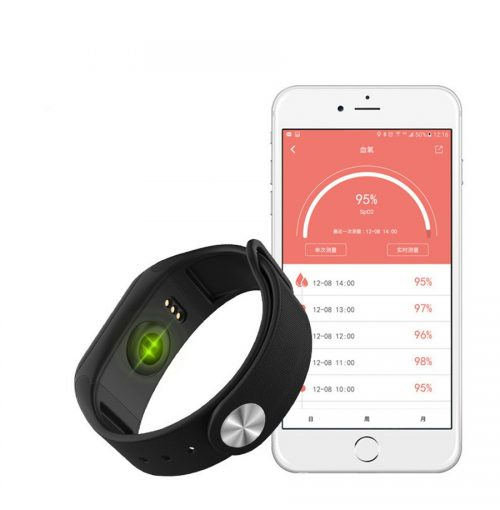 smart Sport Fitness bracelet BP-HR Gadget mou with blood pressure and heart rate monitor #gadgetmou www.smart-gadget.shop 1 5