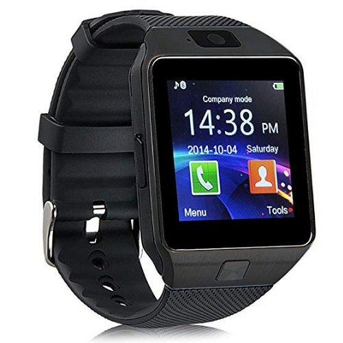 Gadgetmou smartwatch DZ)( black