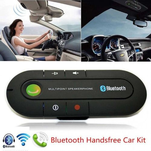 Bluetooth Car Kit Speaker Bluetooth v4.0 Wireless Adapter Handsfree Bluetooth Audio Receiver Transmitter