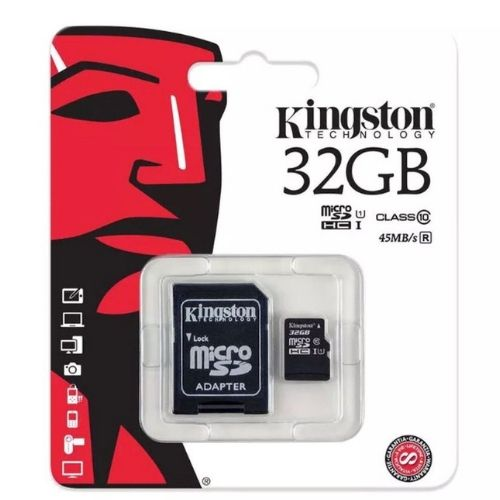 httpsgadgetmou.comproductkingston-micro-sd-sdhc-memory-card 32GB