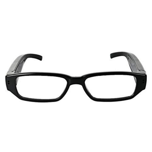 HD OPTICAL GLASSES VIDEO CAMERA SPECTACLE SUNGLASSES FIRST ANGLE CAMCORDER FRAME
