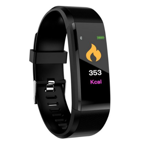 ID115plus Fitness Tracker Smart Bracelet Heart Rate Monitor Blood Pressure Watch Pedometer Activity Smart Band for IOS Android #gadgetmou