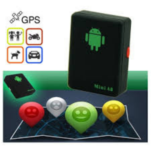 Mini A8 GSM locator LBS tracker Free APP for real-time tracking mini tracker SOS alarm control remotely NO GPS module #gadgetmou 2