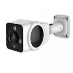 Outdoor Panoramic IP Camera wifi, Fisheye 960P Wi-Fi Video Surveillance Camera - White V380S App