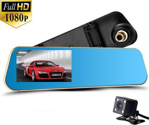 Οθόνη αφής αυτοκινήτου Blackbox Dvr 4.3 Αυτόματη r Gadget mou