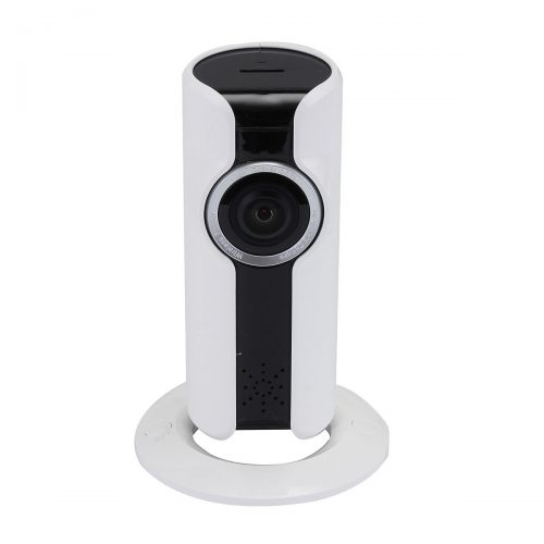 Gadgetmou 180° Panoramic Fisheye IP Camera Wifi, Security Surveillance Camera VR CAM JORTAN VR3D-2