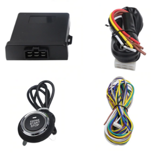 Easy Engine Start Stop System Push Button for all cars OEM γαδγετμοθ.ψομ