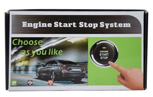Easy Engine Start Stop System Push Button for all cars OEM gadgetmou.com gadgetmou.com 1