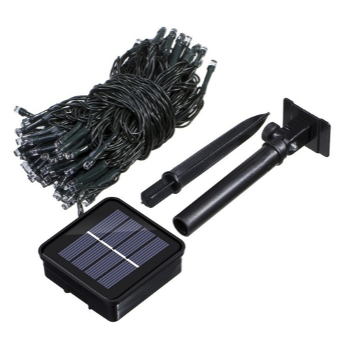 LED Christmas Decoration LIGHT 100L Multi Function Solar Power EK-04 OEM www,gadgetmou.com 2