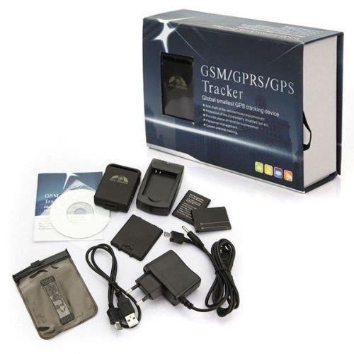 Original Coban GPS 102-B-2BATT, Global Smallest GPS Tracking device, Personal, Vehicle, Pet & Bag GSM GPRS GPS Tracker, Geo-fence, SOS Listen-in, Free APP&Web www.gadgetmou.com 2