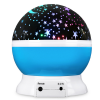 USB Rotating Light Projector with Remote Control, Starry Nursery Night Light, STAR MASTER Projection Lamp K-L6YKwww,gadgetmou.com