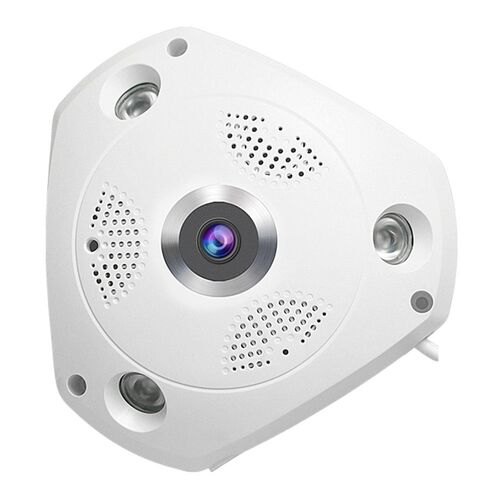Vstarcam C61S 360 Camera IP 3MP Fish Eye Panoramic 1080P WIFI CCTV 3D VR Video IP Cam Micro SD Card Audio Remote Home Monitoring