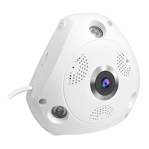 Vstarcam C61S 360 Camera IP 3MP Fish Eye Panoramic 1080P WIFI CCTV 3D VR Video IP Cam Micro SD Card Audio Remote Home Monitoring1