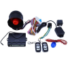 www.gadgetmou.com Car Alarm System TSK-102 BOJECHER Siren, Anti Shock, Central Lock, Engeine Cut-off, Vibration Record, Auto Flashing