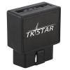 www.gadgetmou.com Tracking Device TKSTAR TK816, GPS Car Tracker OBDII Realtime, Tracking Vehicle GSM GPRS GPS, Free webAndroid & iOS App, play and plug car tracker & SOS