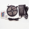 Colorful Music Activated LED Strip with 24 Button Remote Control 5m- Christmas Decoration