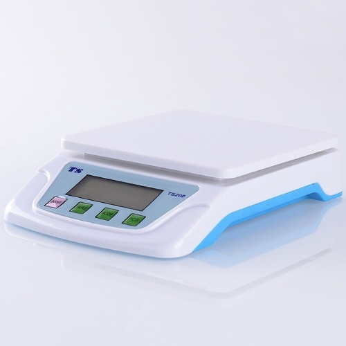 Digital Electronic Compact Scale Max Weight 10kg - TS200