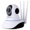 Three Antennas onvif Infrared IP camera wifi CCTV Night Vision Surveillance Camera Home Security 1080P PTZ Wireless App gadgetmou