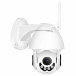 Wifi IP Camera A25PW-XMP200 Outdoor Wireless 1080P PTZ Camera 2MP Two-way Audio IR Speed Dome Camera Detect Onvif Gadgetmou.com