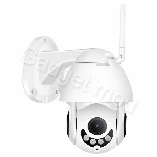 Wifi IP Camera A25PW-XMP200 Outdoor Wireless 1080P PTZ Camera 2MP Two-way Audio IR Speed Dome Camera Detect Onvif