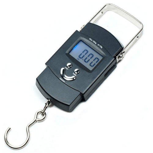 LCD Portable Digital Hanging Luggage Travel Scale