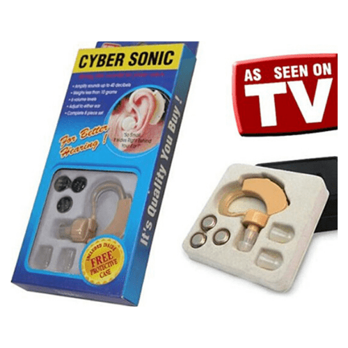 Original Cyber Sonic BTE High Performance Hearing Aid
