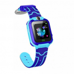 Q12 Παιδικό Smartwatch Μπλε Αδιάβροχη LBS location