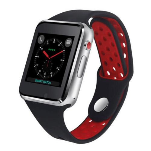 EZRA SW08 Κόκκινο ρολόι αθλητισμού και έξυπνο ρολόι - Ελληνική Γλώσσα Gadget mou