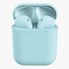 Earphone Bluetooth inPods 12 Blue Gadget mou