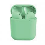 Earphone Bluetooth inPods 12 Green Gadgetmou
