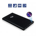 H2 Power Bank Hidden Camera Night Vision HD 1080P DVR WIFI Recorder 5000mAh DV