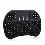 I8 Wireless Keyboard English Version 2.4GHz Air Mouse by Touchpad Handheld Gadget mou