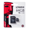 Kingston microSDXC 64GB Class 10 (SDXC1064GB)