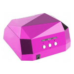 Professional UV+LED 36W Fuschia GL-51765 for manicure -Red γαδγετ μοθ