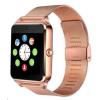 Smartwatch Vidhon Z60 Gold Social media App Bluetooth TF Card GSM Camera, IP67 gadget mou