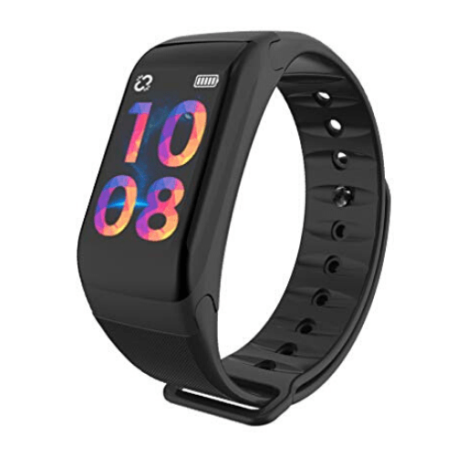 Sport Wristband LEMONDA P1 Black gadget mou