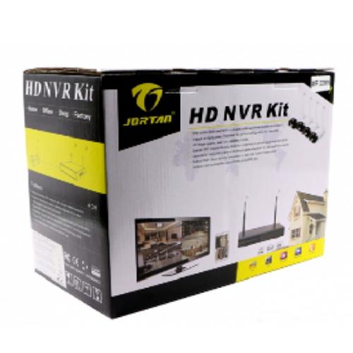 Jortan 4 kit NVR gadget mou