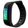 2 in 1 Waterproof Bluetooth Earphone Bracelet OEM iY3Plus-Black