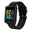 Waterproof sport watch, Health Tracker Bracelet F3 Black Gadget mou