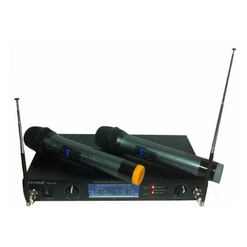 Karaoke 2 Microphone System, WVNGR WG-4000