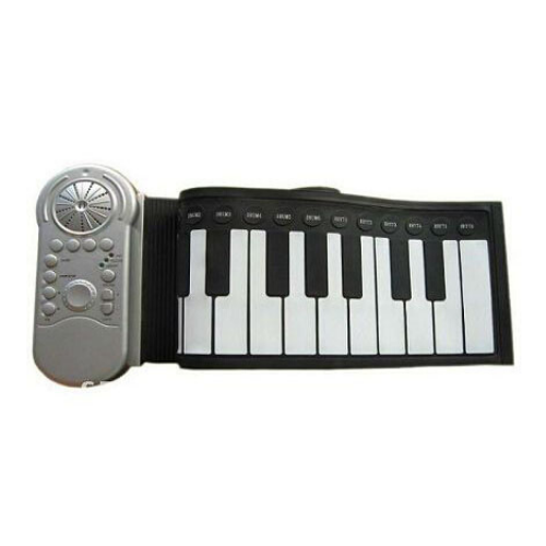 Roll up Electric Piano With 37 Keys For Ages 3+ Up - EP-K37D gadget mou