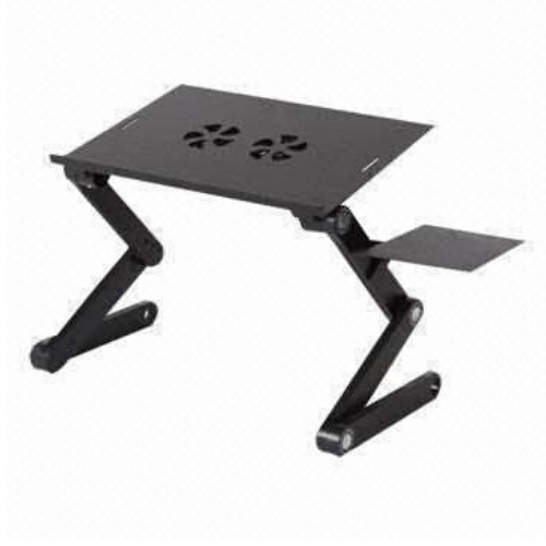Smart Foldable Laptop Table T8 Gadget mou