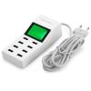 40W USB Charging Hub With 8 USB Ports - YC-CDA6